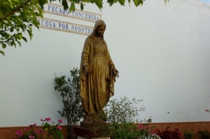 Virgen Milagrosa DH